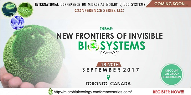 ArminLabs at the Microbial Ecology 2017 Conference in Toronto